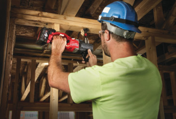 Milwaukee Adds HOLE HAWG Right-Angled Drill to its M18 FUEL Cordless Range