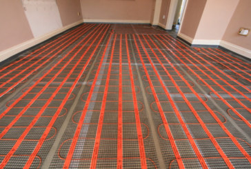Heat Mat Offers Dos and Don'ts for Underfloor Heating Installs