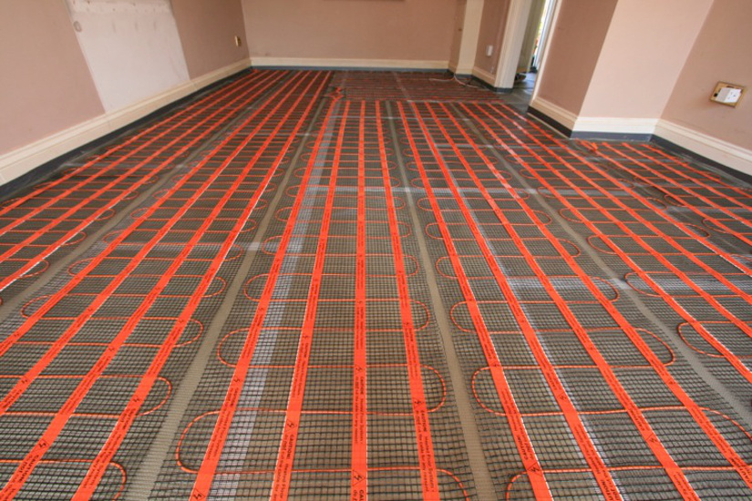 Amazing Underfloor Heating Under Laminate Floor Pictures