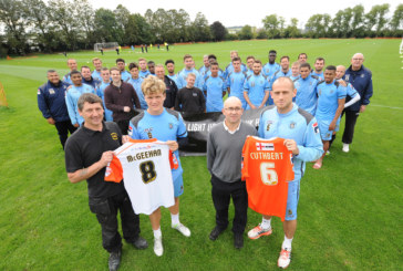 NICEIC and ELECSA Continue Sponsorship of Luton Town FC