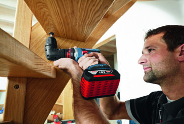 TESTED: 5-in-1 Bosch FlexiClick Drill