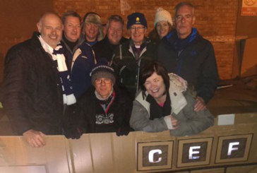 CEF at the Big SleepOut