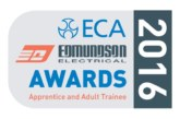 ECA Edmundson Electrical Awards