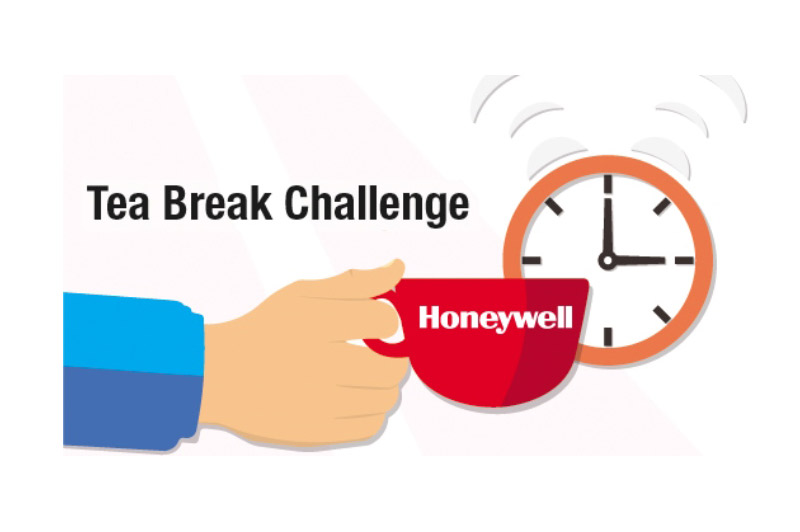 Honeywell Tea Break Challenge: October 2017