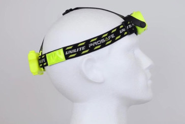 Watch: Unilite Prosafe Head Torch