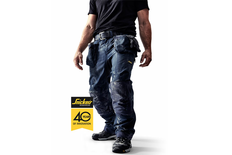 WIN: Snickers LITEWork Trousers