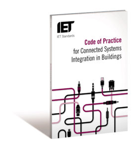 IET Code of Practice for Connected Systems