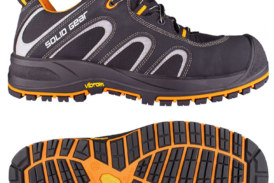 WIN: Solid Gear Griffin Safety Shoe