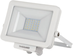 Timeguard unveils new led flood light professional electrician looks timeguard white flood light mozeypictures Gallery