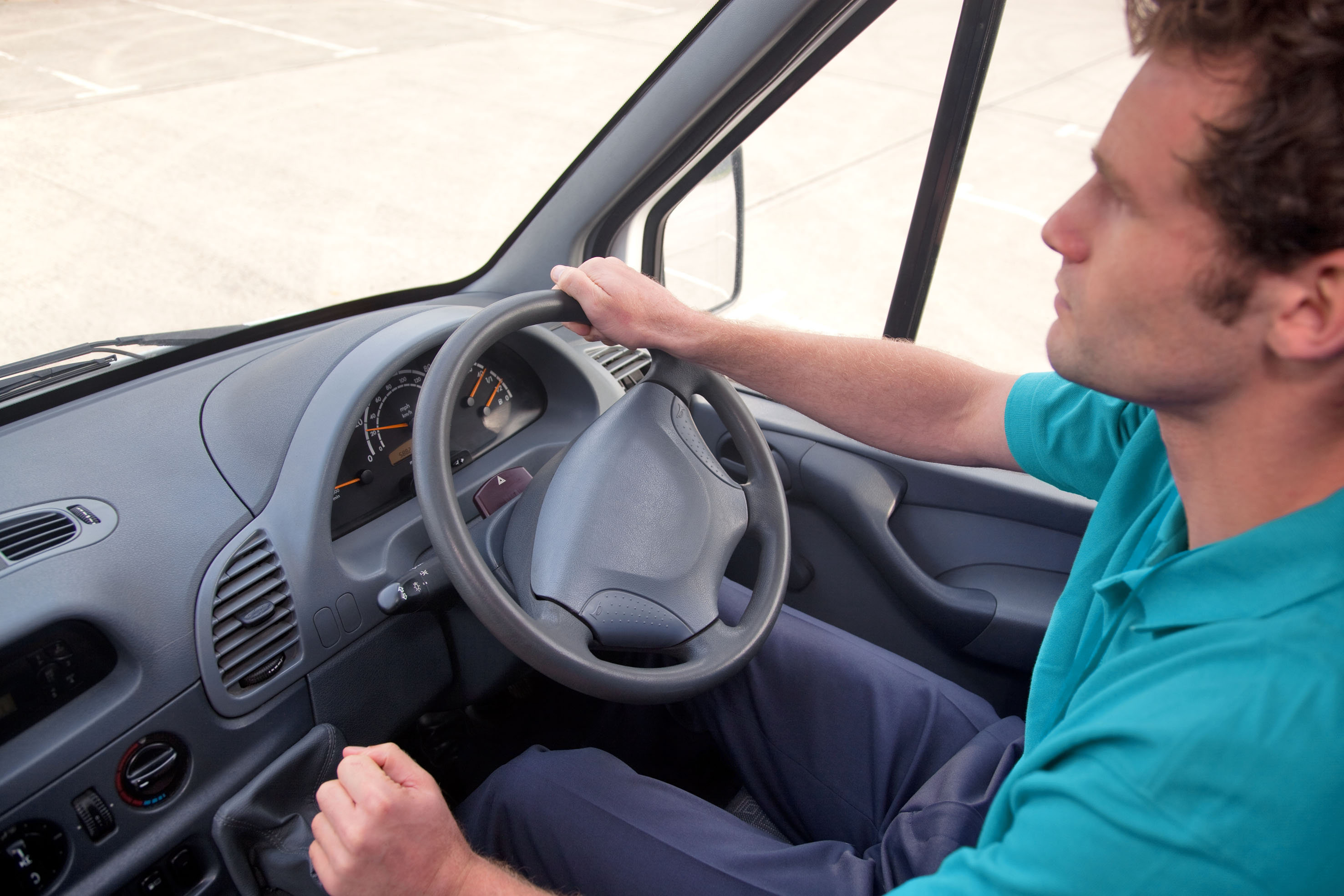 Van drivers: Bad drivers or Scapegoats?