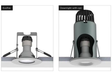 Watch: Integral LED Evofire IP65 Fire Rated Downlight