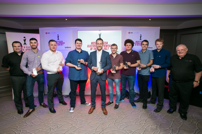 Electrical Apprentice of the Year-Finalists