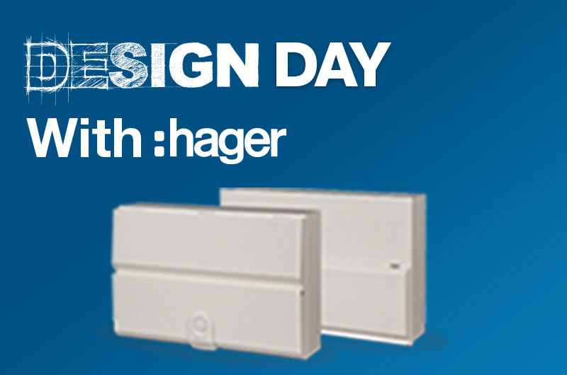 WIN: Design Day With Hager