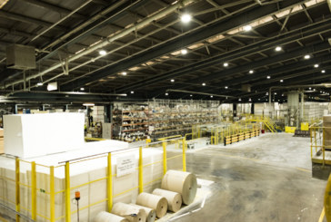 Luminaires Reduce Warehouse Energy Consumption