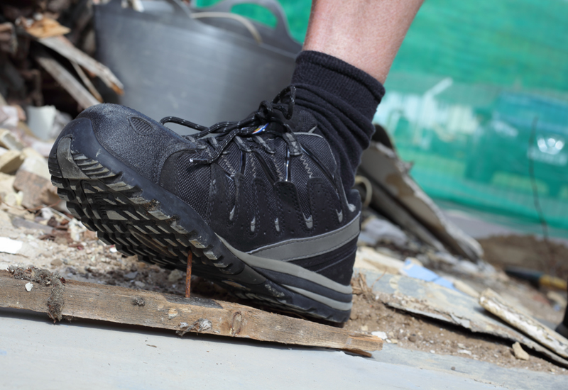 TESTED: Dickies Tiber SS Trainer