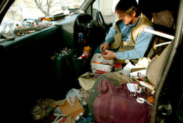 Untidy van Could be Costly