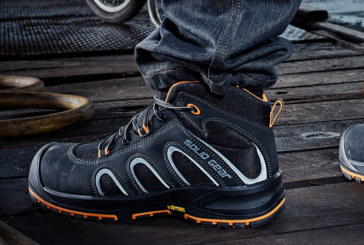 WIN: Solid Gear Falcon Safety Boots