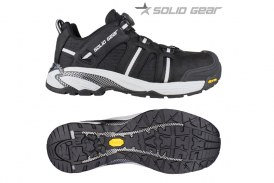 WIN: Snickers Solid Gear Vapour Safety Shoe