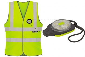 WIN: Unilite Rechargeable Vest Light