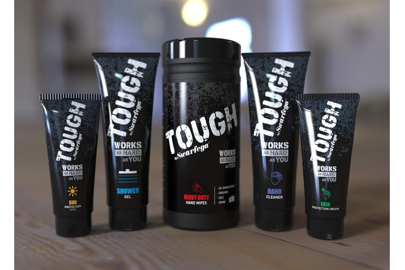 Get Tough with Swarfega and Win £200 Amazon Vouchers
