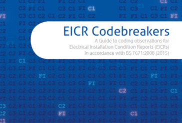 NAPIT: Codebreakers Publication for EICRs