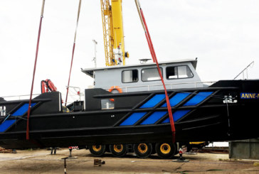 Pearson Electrical Gets Northern Diver's New Vessel Ship – Shape