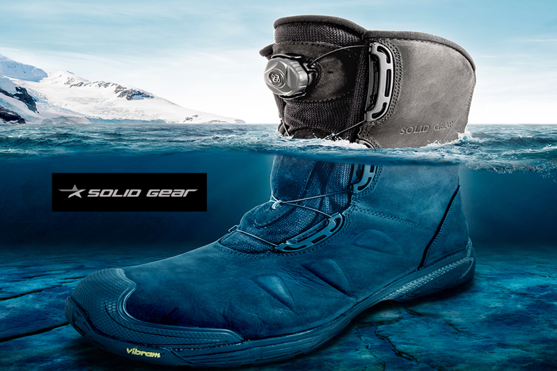 Win Solid Gear Polar GTX Safety Boots