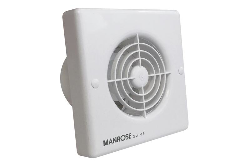 Manrose: IPX5 Quiet Fan