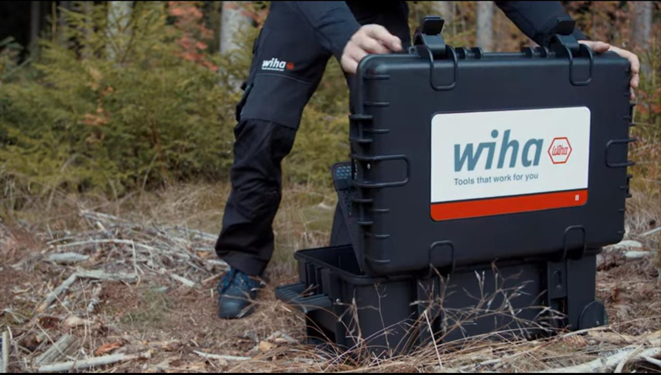 Wiha: New Electrician's Case XXL II