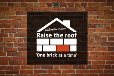 Raising the roof for the Dickinson family