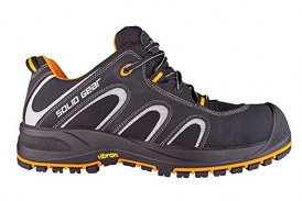 WIN: Solid Gear Griffin Safety Shoes