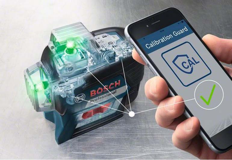 WIN: Two Bosch Line Lasers To Be Won
