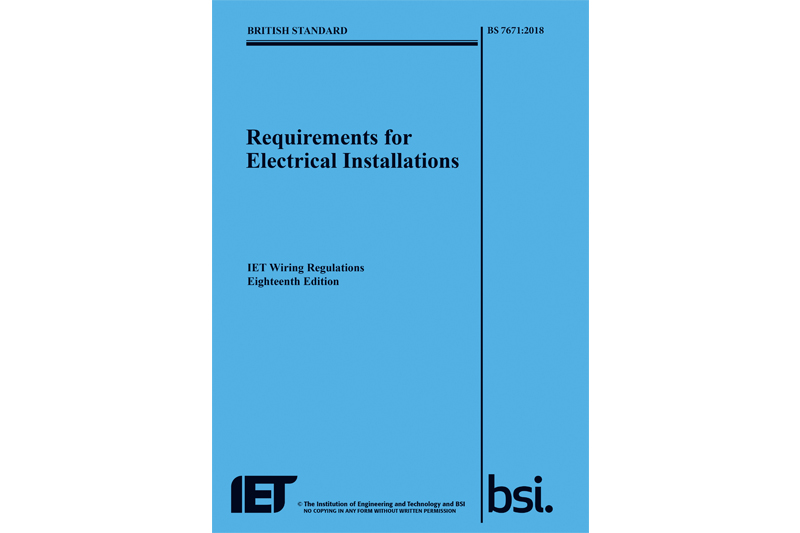 breaking news 18th edition amendments unveiled professional rh professional electrician com bs7671 wiring regulations 2008 bs7671 wiring regulations 2008