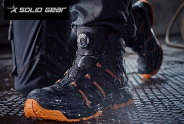 WIN: Solid Gear Phoenix Safety Boot – 3 pairs to win – worth £175 a pair