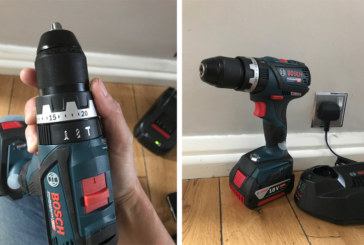 Product Test: Bosch 'Connected' Tools