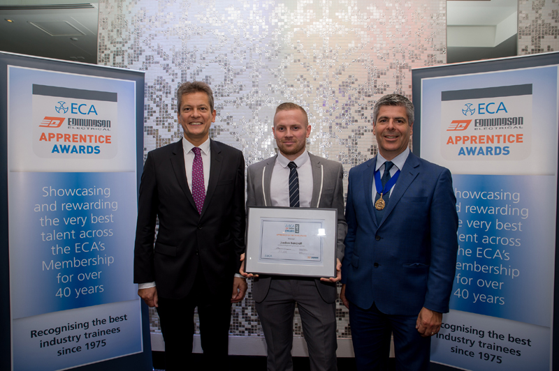 ECA Edmundson Apprentice of the Year Award 2018 Now Open for Entries