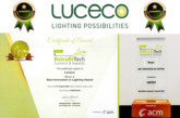 Luceco Wins Award for Best Innovation in Lighting