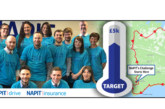 Napit Support EIC with 30 Mile Walk this Spring