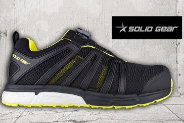 WIN: Solid Gear VENT Safety Shoes!