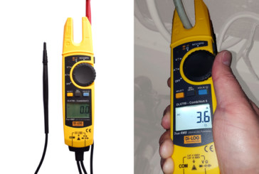 Product Test: Di-Log DL6799 CombiVolt™ 5 TrmsVoltage, Continuity & Current Tester