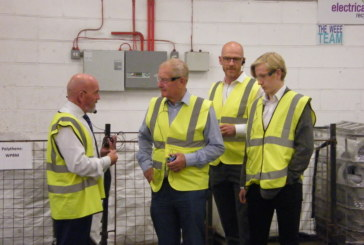Huddersfield MP and CEF Tackle Electrical Waste through Education
