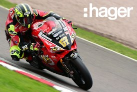 WIN: A Super Day At The Superbikes With Hager!
