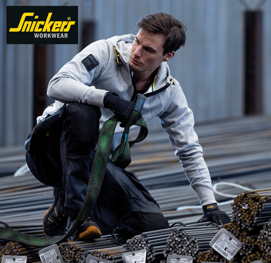 WIN: 3 Snickers workwear and Safety Shoe Bundles – Worth Nearly £400 Each