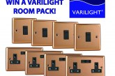 WIN: Varilight Copper Room Packs – 3 to Win!
