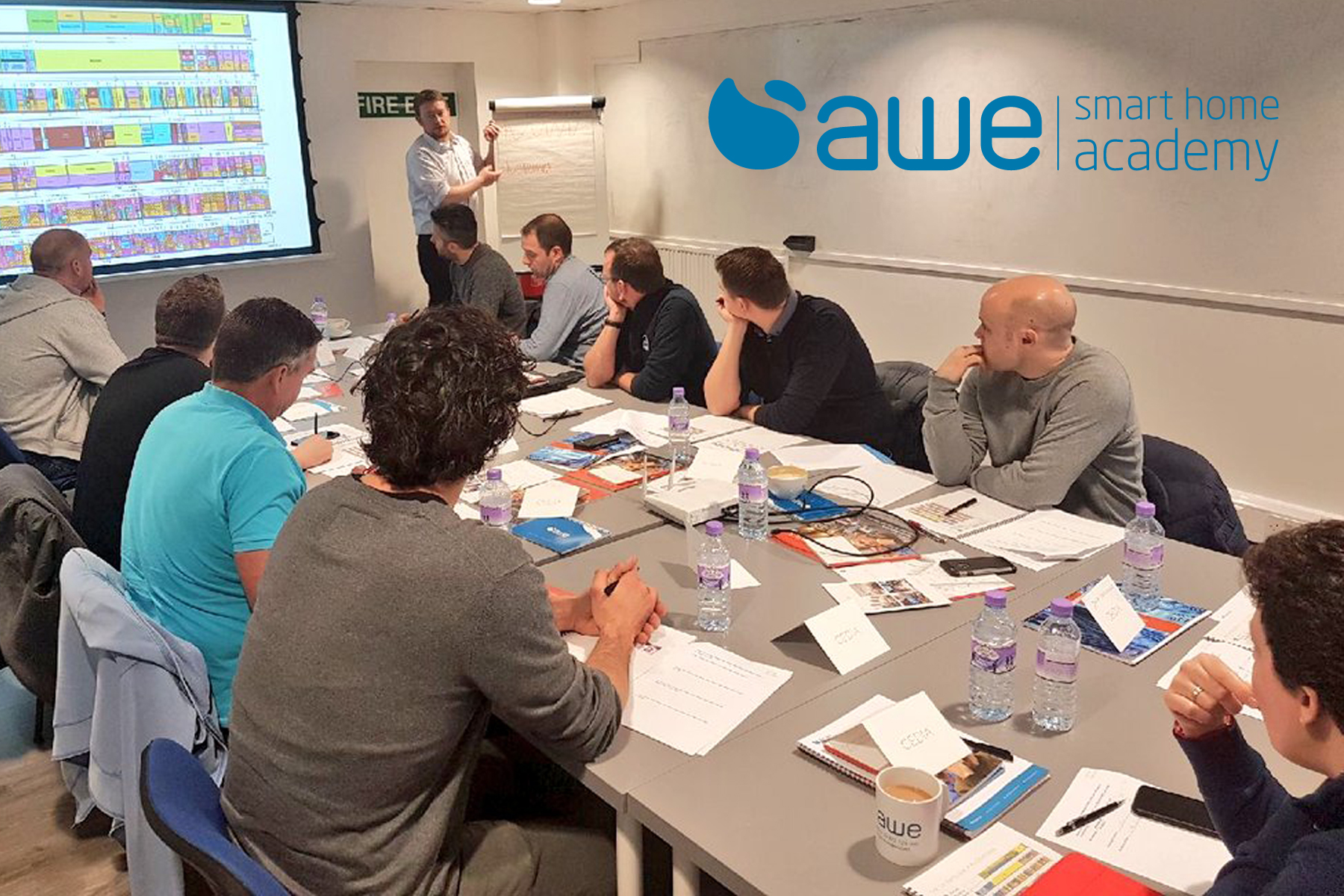 Seminar Focus at ELEX Coventry 2018: How to Become a Smart Home Installer