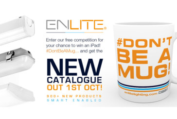 Enlite Launches #Don'tBeAMug Competition