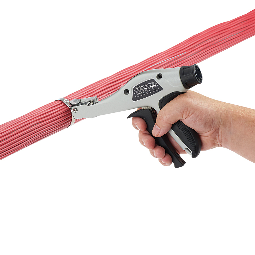 New Stainless Steel Cable Tie Hand Tool from Panduit