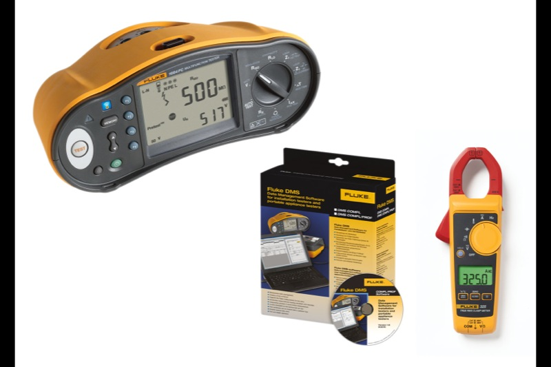 Fluke Offers Two Multifunction Installation Testers for Limited Period