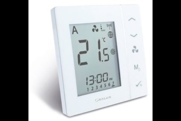 Salus Unveils Intelligent Thermostat for Commerical Premises