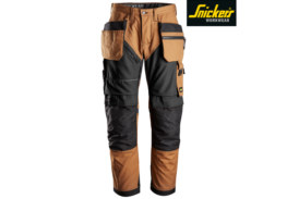 WIN: 4 Pairs of Snickers Workwear New RUFFwork Trousers to Win!